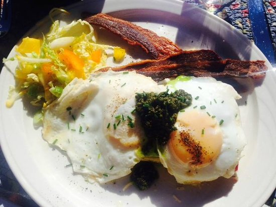 Country Willows Bed and Breakfast Inn: Delicious breakfast