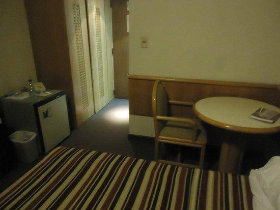 Hotel Lafayette: QUARTO