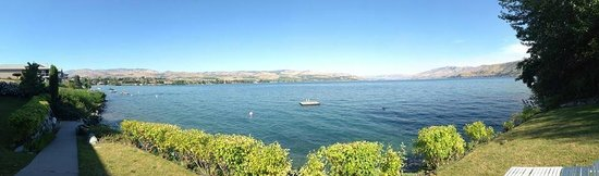 Wapato Point Resort : Lake Chelan view