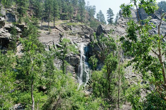 Spearfish Canyon: See this from road
