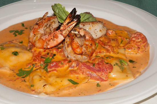 "Photo: ""Homemade Lobster Ravioli"""