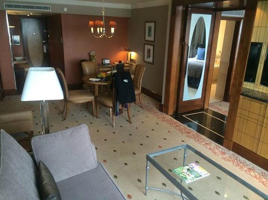 InterContinental London Park Lane : One Bedroom Suite - Livingroom