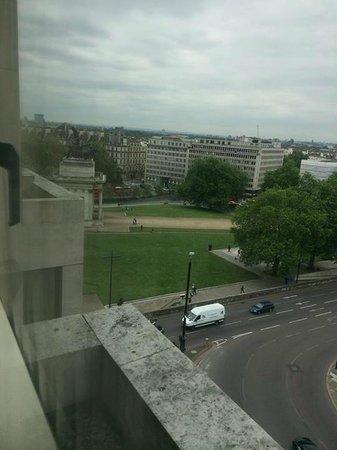 InterContinental London Park Lane: One Bedroom Suite - Bedroom views