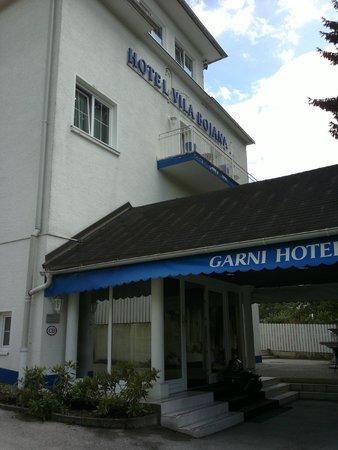 Garni Hotel Vila Bojana: Hotel