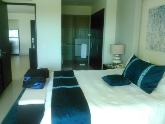 Marival Residences Luxury Resort: bedroom