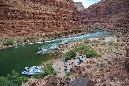 Arizona River Runners: Camp, Night 1