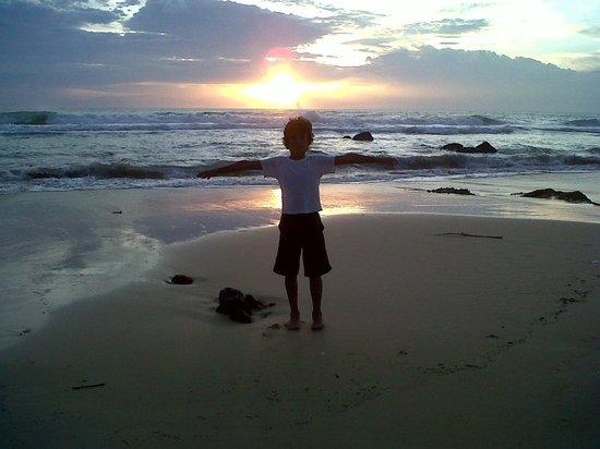 Kamala Beachfront Apartment: Sunsets