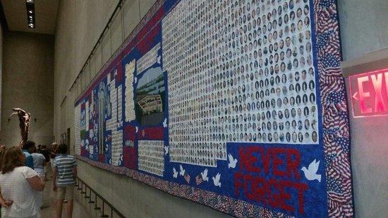 The National 9/11 Memorial & Museum: 911 Memorial Museum NY