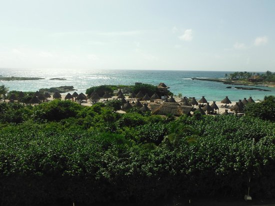 Grand Sirenis Riviera Maya Resort & Spa: Nice View....miss it.