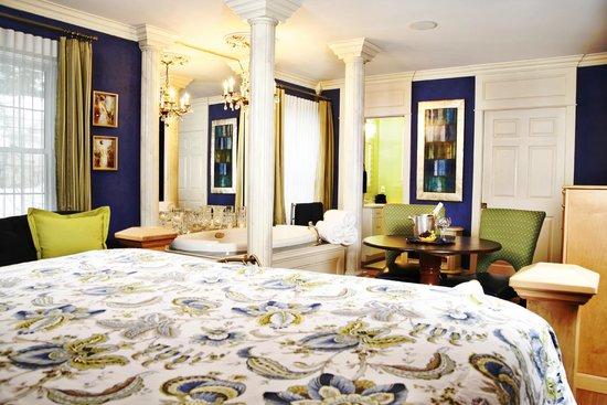 普萊利塞德豪華套房 B&B 飯店張圖片