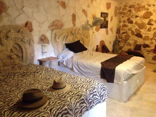 Casa Kan Balam: Beds