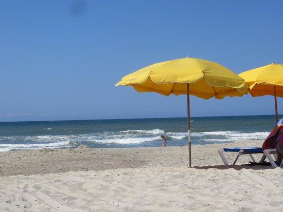 Atlantis Lodge : beach