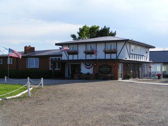 LandMARK Country Inn : The Office