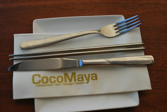 CocoMaya cuttlery