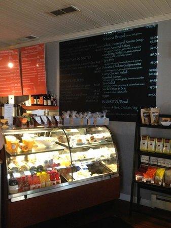 Opus Espresso & Food Bar: Menu