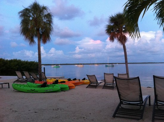 Hampton Inn Key Largo: Sunrise