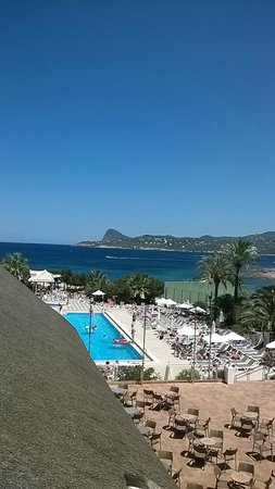 Marvell Club Hotel & Apartaments: View from our room