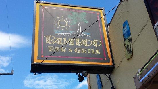 Bamboo Bar & Grill