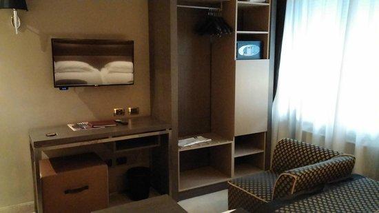 Hotel Mozart : Twin Room