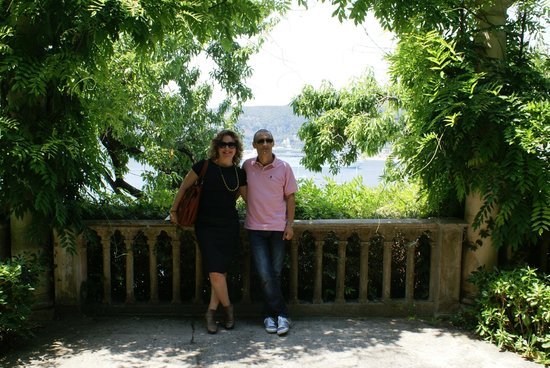 Villa & Jardins Ephrussi de Rothschild : No local de sonho