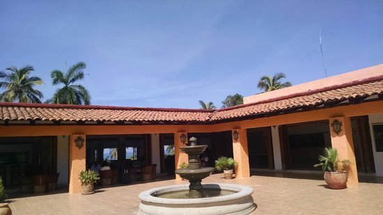 Posada Real Puerto Escondido: Lobby