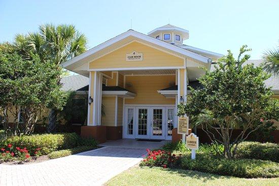 Caribe Cove Resort Orlando: Guest palce (entrada)