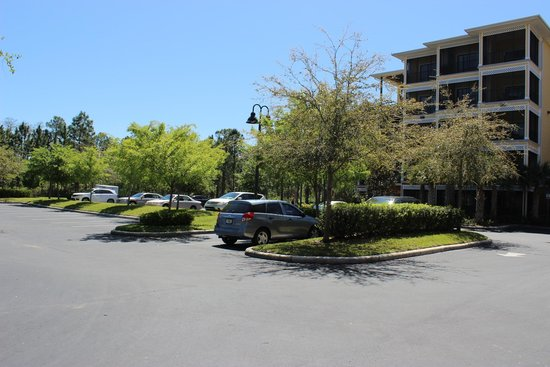 Caribe Cove Resort Orlando: Estacionamento