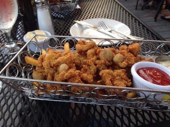 Latitude 43: Fried local clams