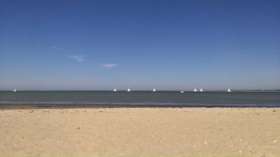 Jetties Beach: Boat rentals available