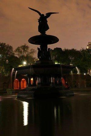 New York City Photo Safari : Bethesda Fountain