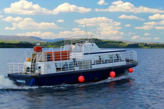 Corrib Cruises: Cruising on the MV Corrib Queen