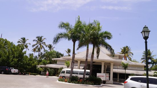 Grand Bahia Principe El Portillo : Ingreso