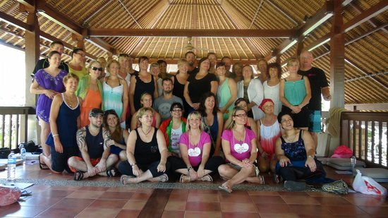 Kori Ubud Resort & Spa: Equinox Life Coaching Bali Retreat 2014 Kori Ubud