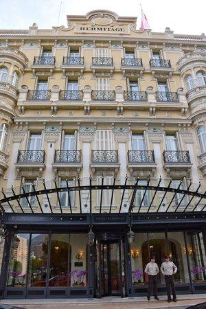Casino of Monte-Carlo : Casino entrance