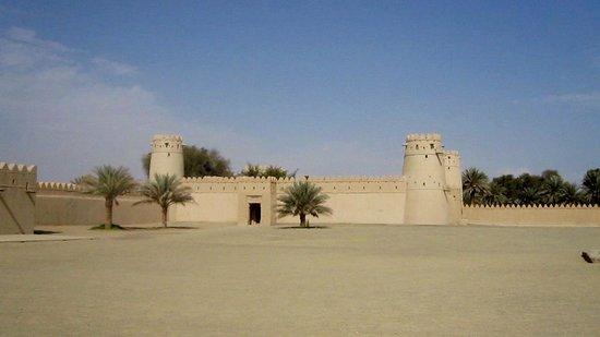 Arabian Adventures: Le Fort de Jahili