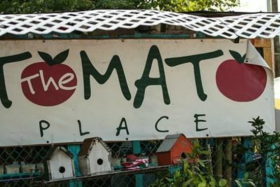 The Tomato Place : Great spot!