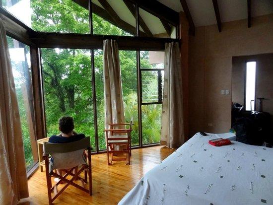Tenorio Lodge: La chambre