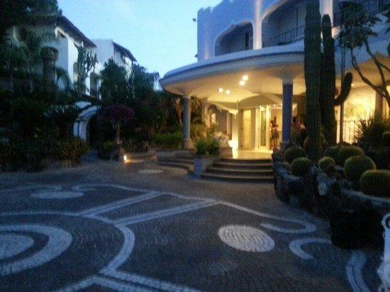 Sorriso Thermae Resort & Spa: Ingresso
