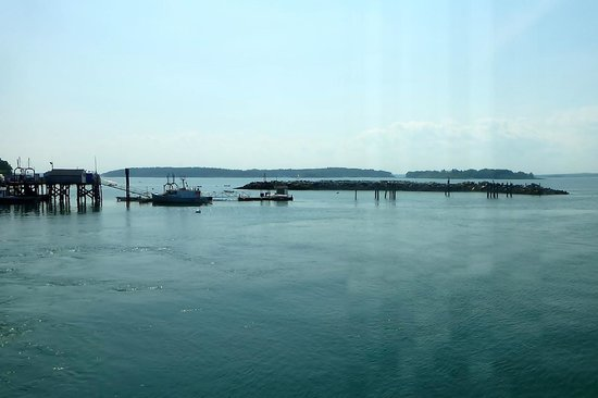 Casco Bay Islands: Casco Bay