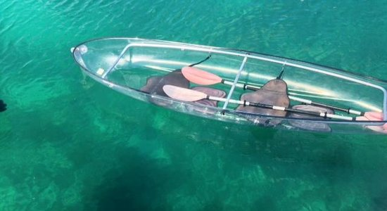 Clearly Unique Charters: kayak