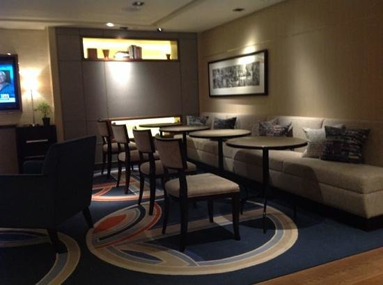 Holiday Inn Golden Mile: executive lounge