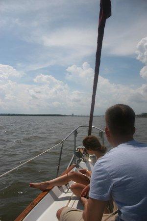 Charleston Sail - Harbor Yacht Tours: Charleston Sail