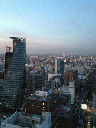 Nagoya Marriott Associa Hotel: View from Room