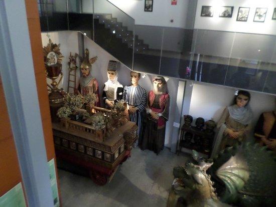 Museo del Corpus Casa de las Rocas: visão geral