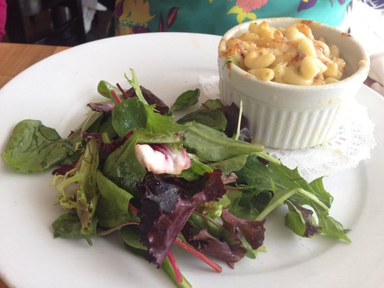 Fig Bistro: Not your average mac & cheese!