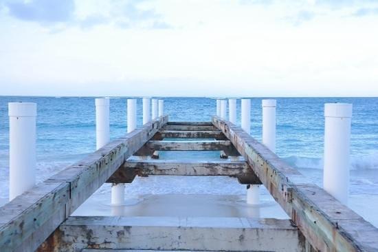 Ocean Club West: playas del este