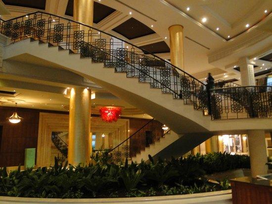 Ela Quality Resort Belek: Лобби