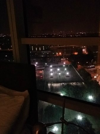 Night view from corner of Living Room Picture of Go Native