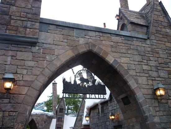 Universal's Islands of Adventure: Hogsmeade