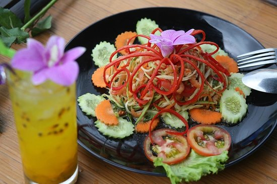 My Home Cambodia : Food